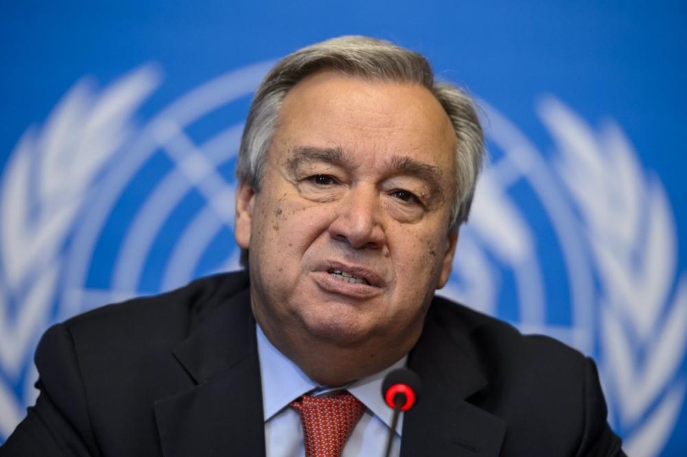 No room for hate speech online or offline: UN Chief