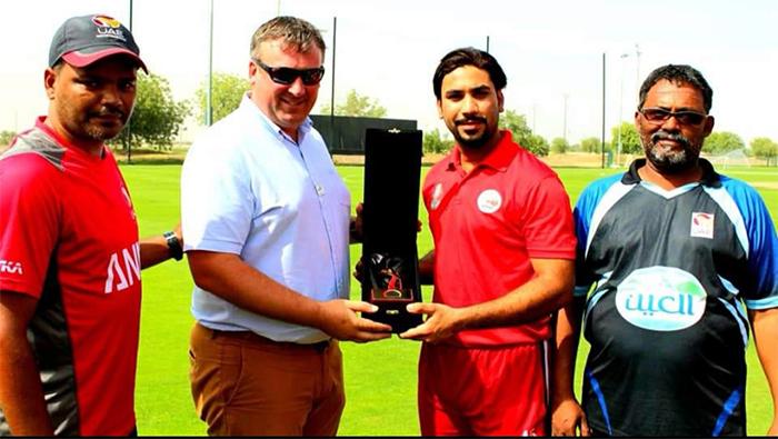 All-Omani cricket team enjoy memorable first overseas win in UAE