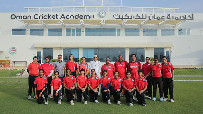 Oman preparing hard for 'tough' UK tour