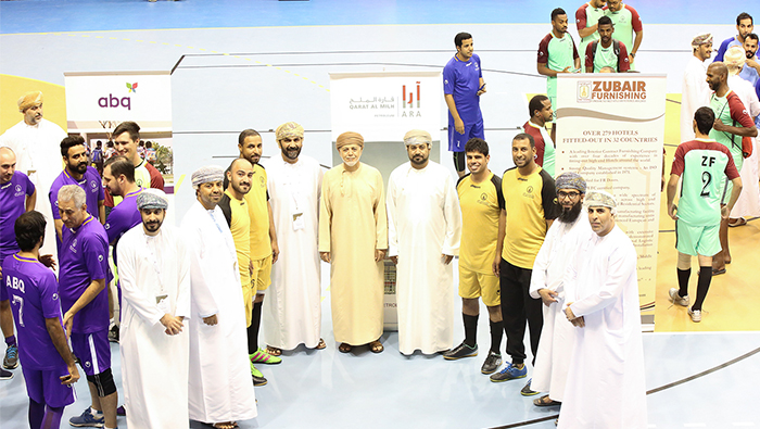 Z-Corp launches fourth edition of Ramadan 'Zubair Sporting Event'