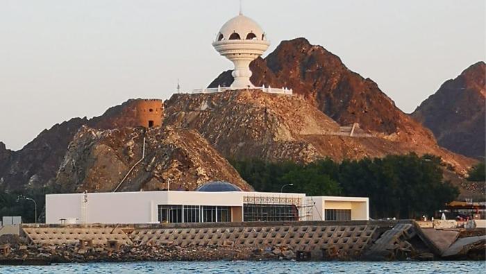 Waterfront starts taking shape at Muttrah Corniche