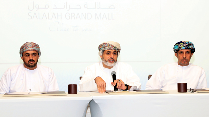 Salalah Grand Mall signs 27 lease deals with key brands