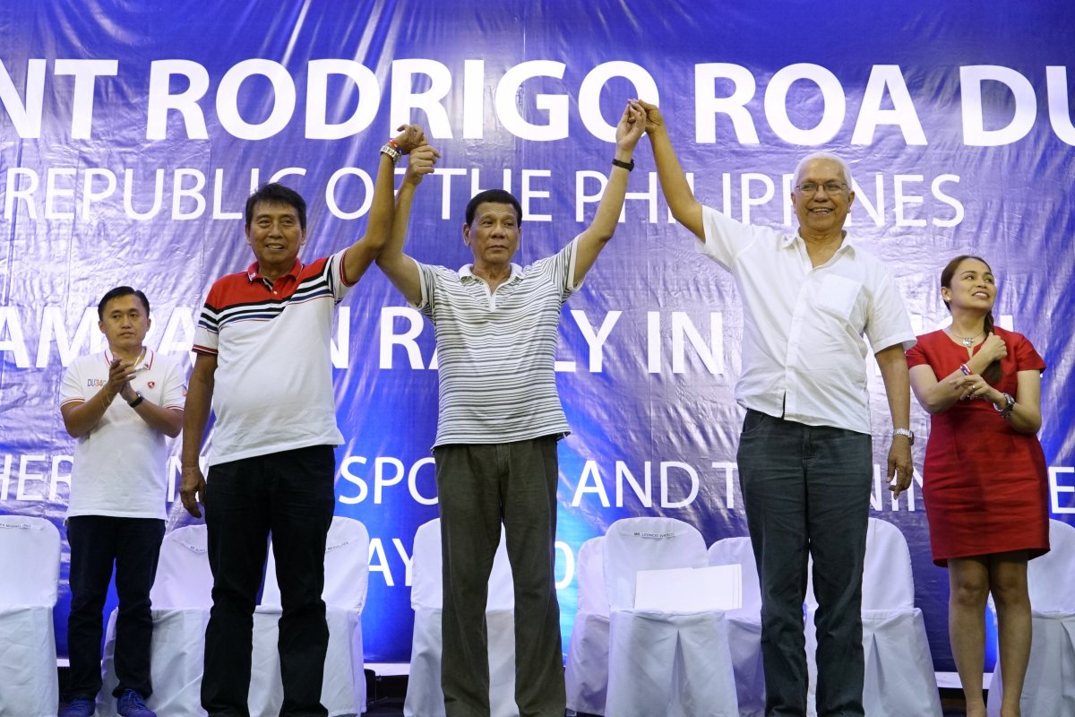 Duterte Allies on course to win big in Philippines midterm elections