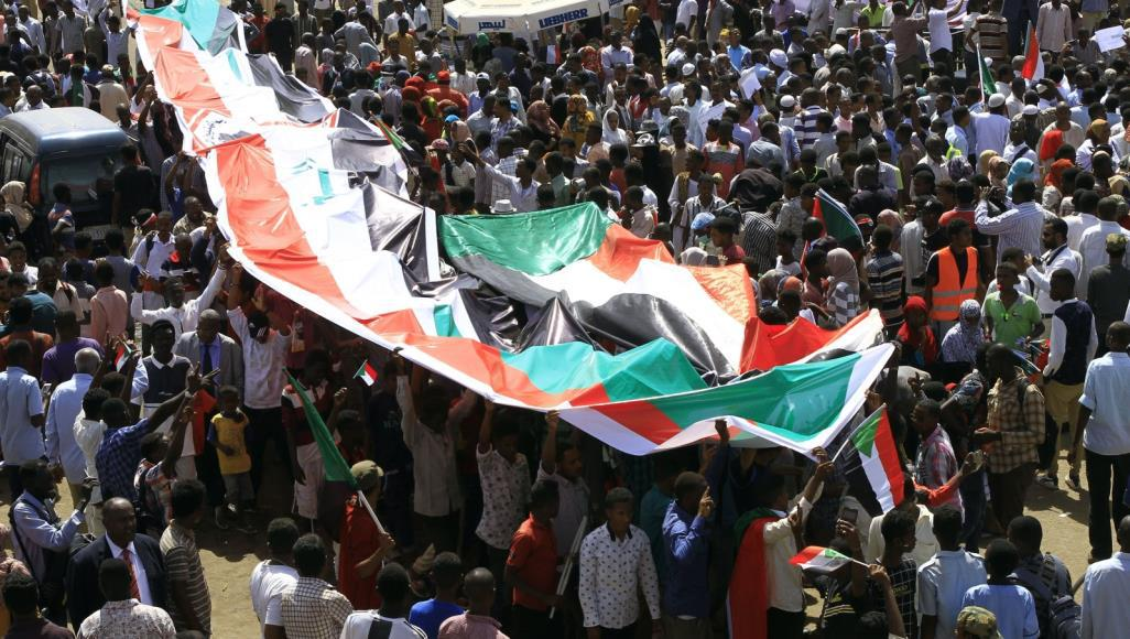 Sudan's military, opposition agree three-year transition
