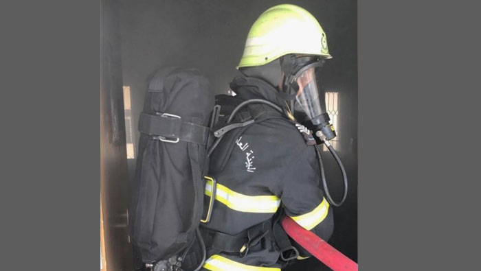 Fire breaks out in classroom in Muscat
