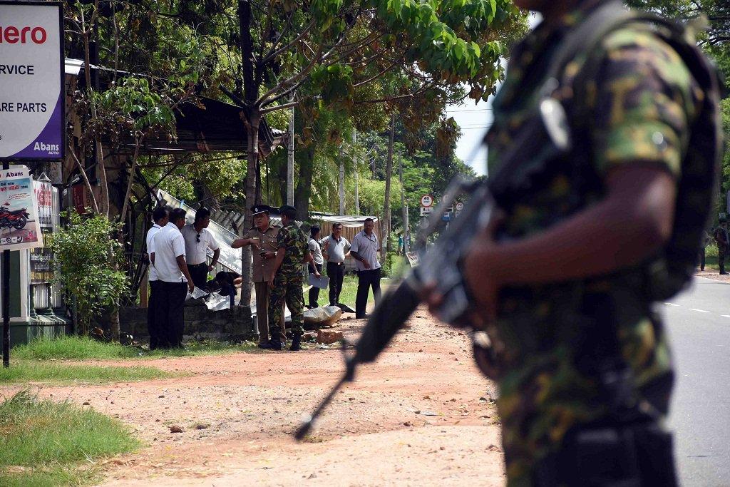 Dozens arrested for rioting in Sri Lanka