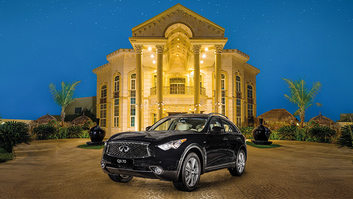 INFINITI offers exciting Ramadan deal on premium crossover QX70