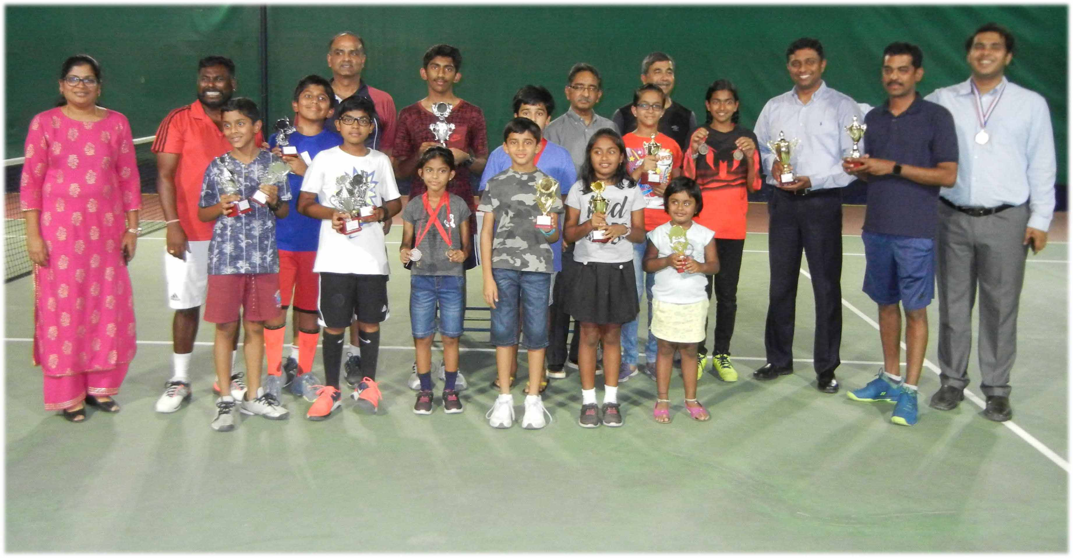 Shanawaz, Achyut, Praneet win tennis titles