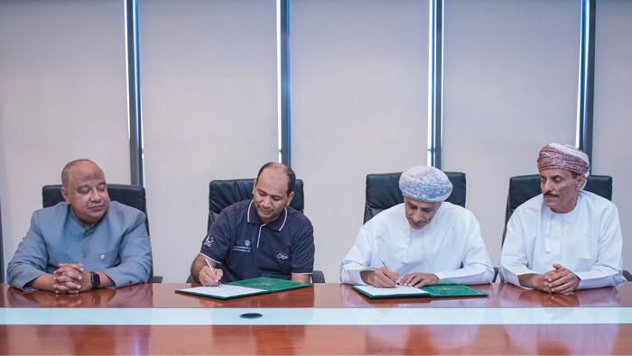 Dhofar Power, Salalah LPG sign two agreements