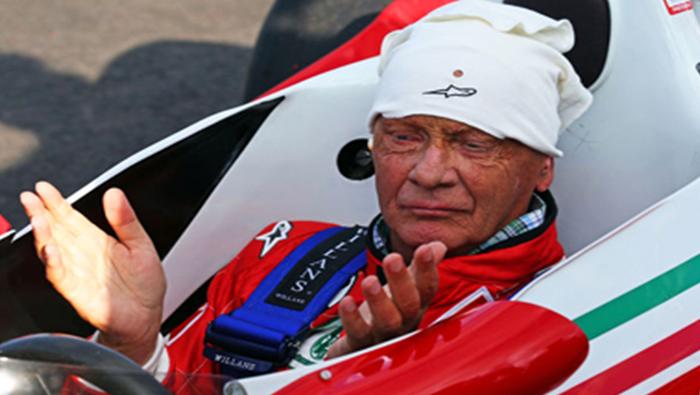 Formula 1 world champion Niki Lauda passes away at 70