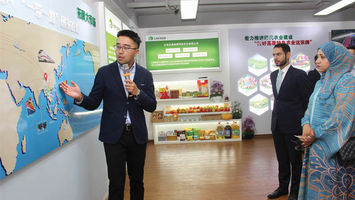 Ithraa showcases Oman investment avenues in China