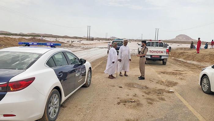 Royal Oman Police gets tough with risky wadi waders