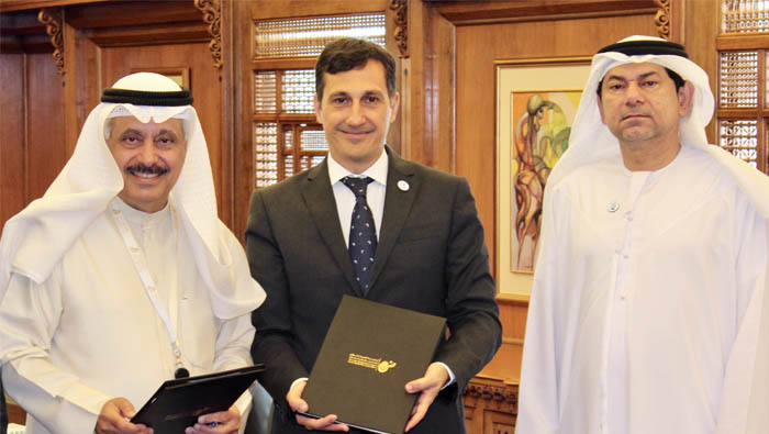 Etihad Credit inks re-insurance pact with Dhaman