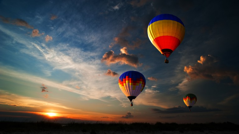 Hot air balloons will send tourist numbers soaring this Khareef