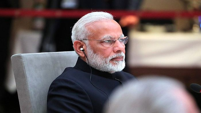 Jubilant Modi promises to work harder in second term