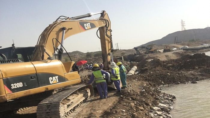 Work on restoring water supply almost complete: Diam
