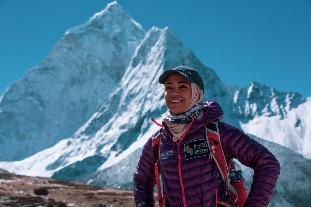 Reaching the top was not easy: Nadhira Al Harthy