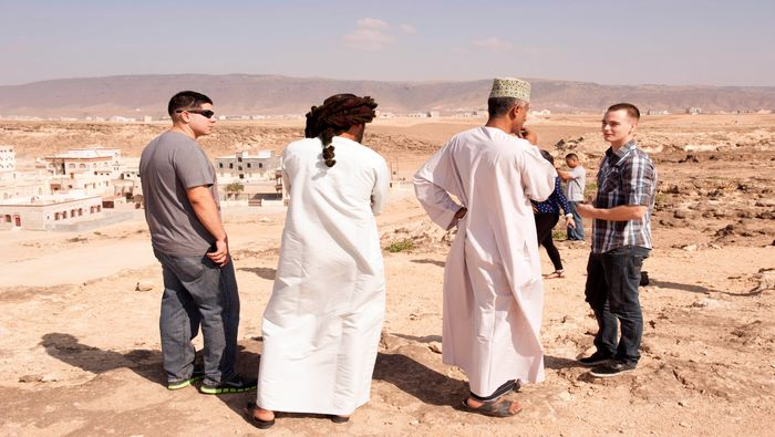 Ministry of Tourism plans for more tour guide Omanisation