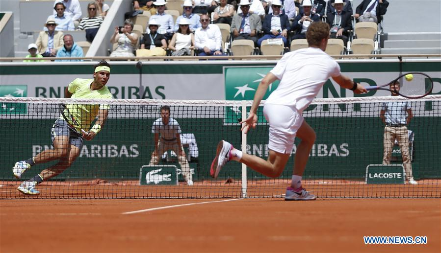 Djokovic, Nadal cruise into French Open second round