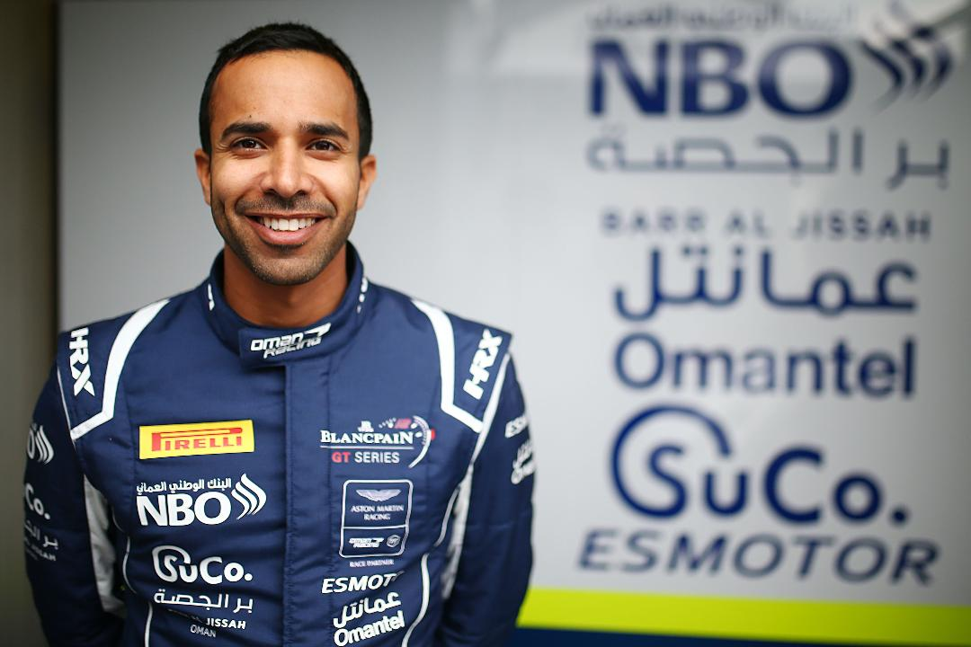 Al Harthy determined to extend perfect podium run in France