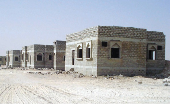 توزيع 5276 قطعة أرض فـــي شمـــال الشرقيــة
