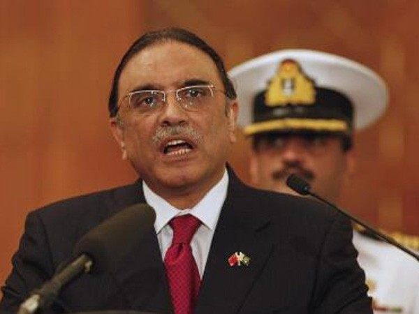 Former Pakistan president Asif Ali Zardari arrested