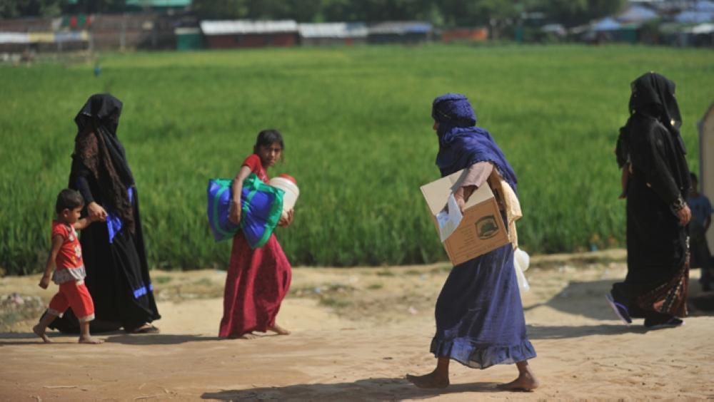 UAE raises over $18 mn for Bangladeshi Rohingya