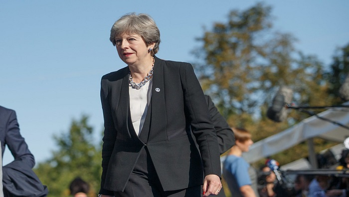 10 MPs begin battle to succeed May as PM