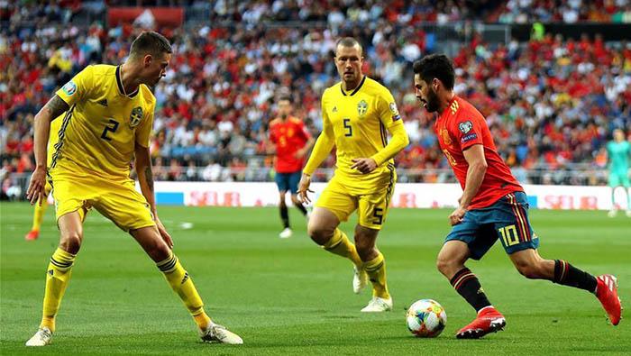 Spain, Poland, Ukraine, Ireland take strides in Euro 2020 qualifiers