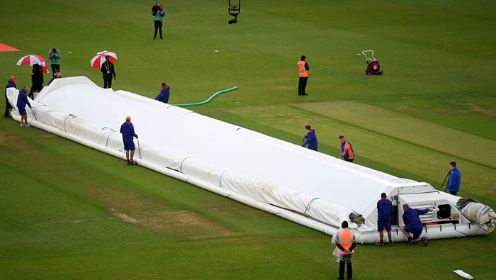 South Africa's clash against West Indies washed out in Southampton