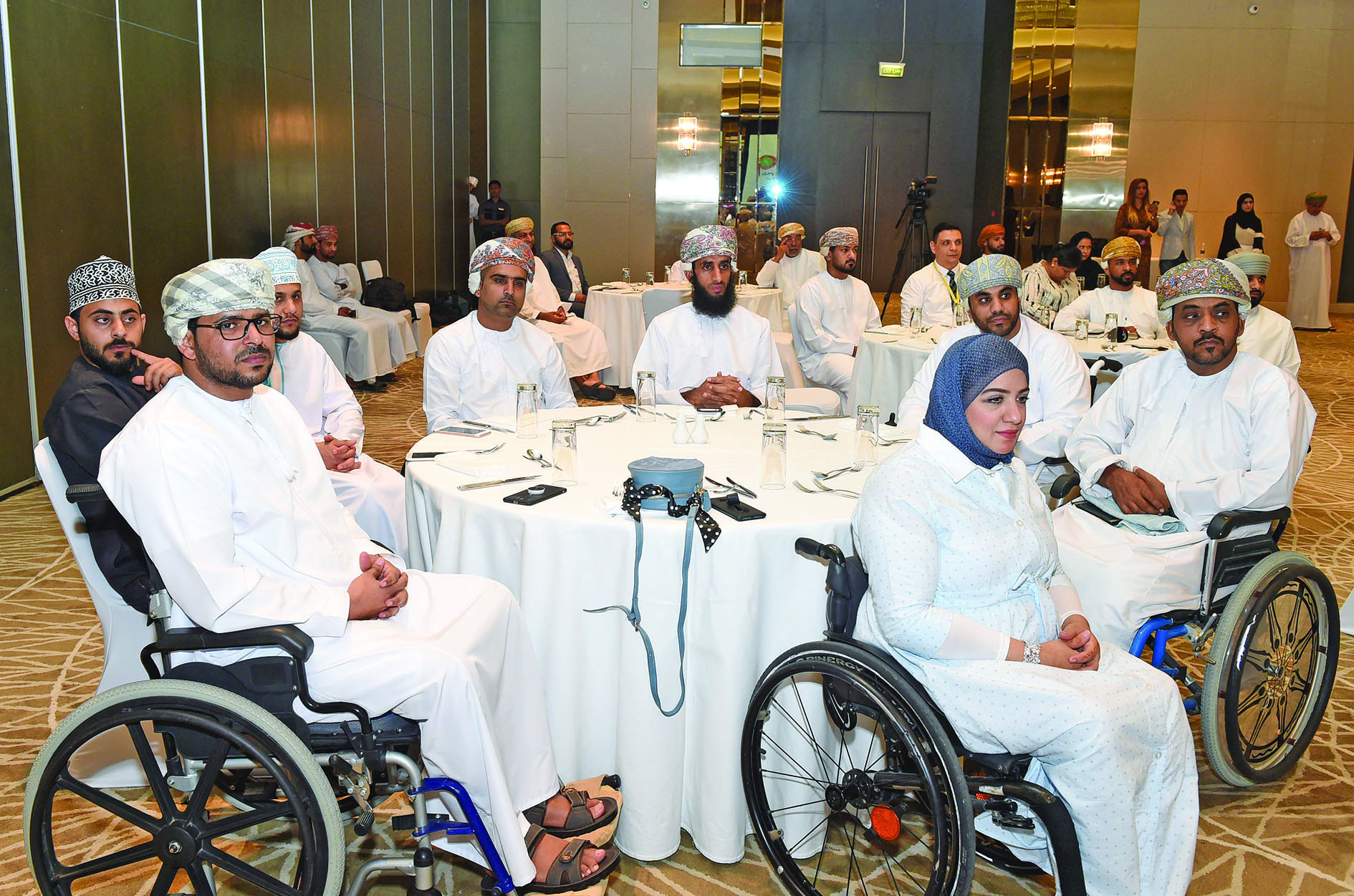 More than 6,500 people with special needs working in private sector