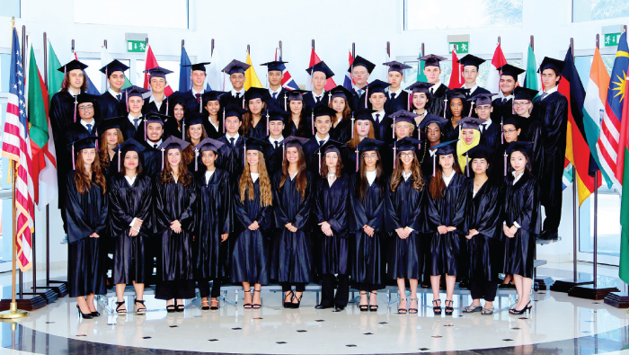 TAISM students celebrate the graduating class of 2019