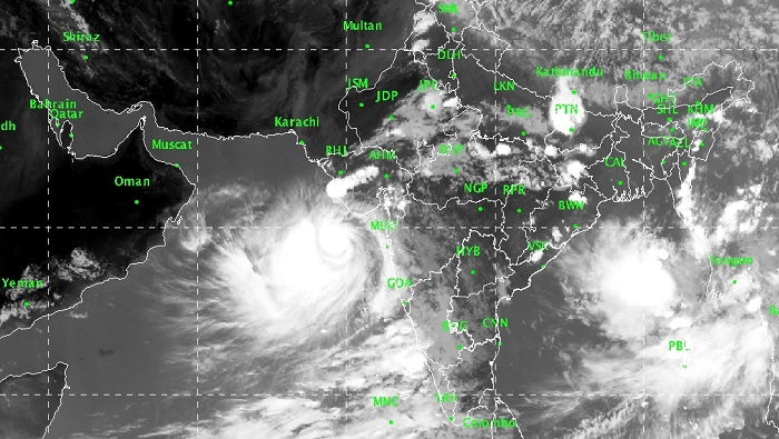 No effect of cyclone Vayu for next three days in Oman