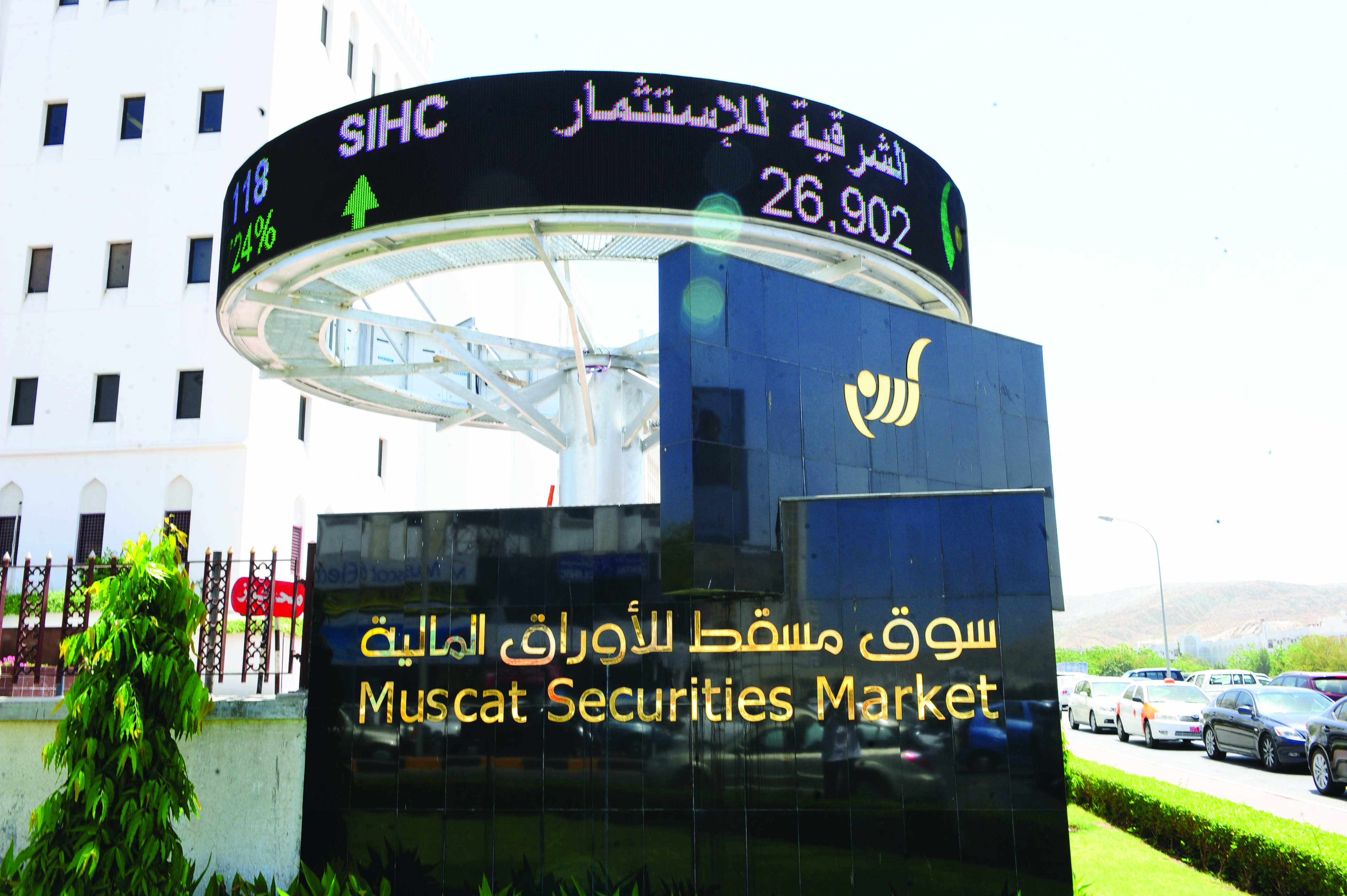 Oman's share index closes lower on profit taking