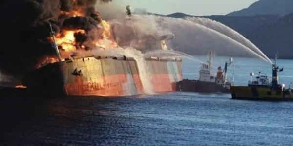 تعرف على التفاصيل الكاملة للهجوم على ناقلتي النفط في بحر عمان