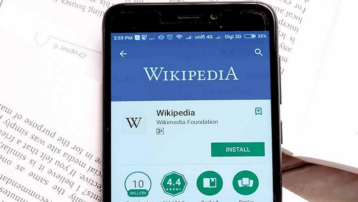 Wikipedia: a no-go that could see students end up with a zero