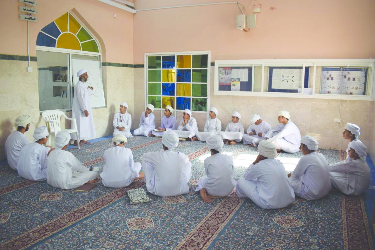 انطلاق البرنامج الصيفيلمركز الإمام الرحيلي بالرستاق