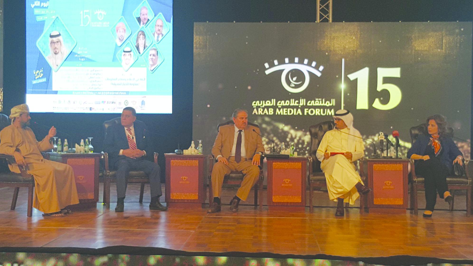 الشؤون الرياضية تشارك في الملتقى العربي للإعلام الشبابي بتونس