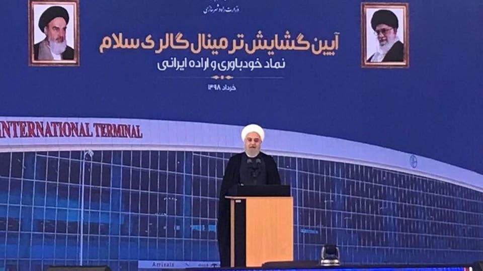 الرئيس الإيراني: طهران لن تشن حرباً على أي دولة