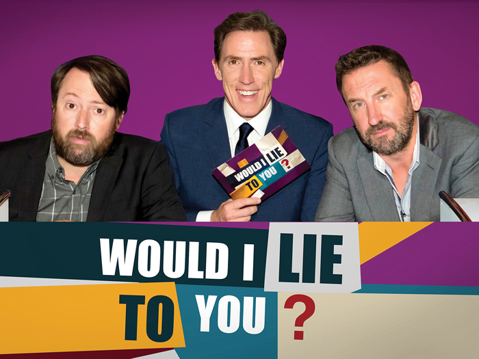Times Digital Download: Would I Lie to You?