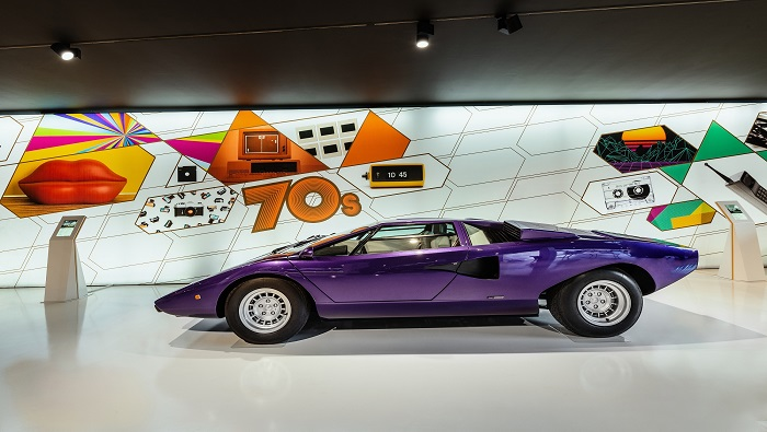 Lamborghini launches new Museum of Technology - MUDETEC