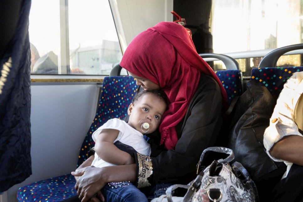UNHCR calls for over $200 mn to assist and protect refugees