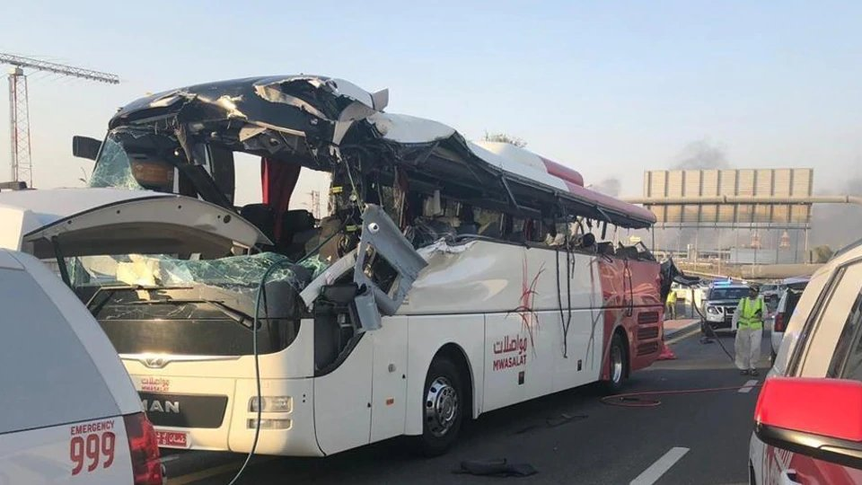 Lawyer appointed for Dubai bus crash driver