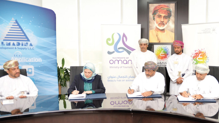 Pact signed to promote Oman's tourism sector
