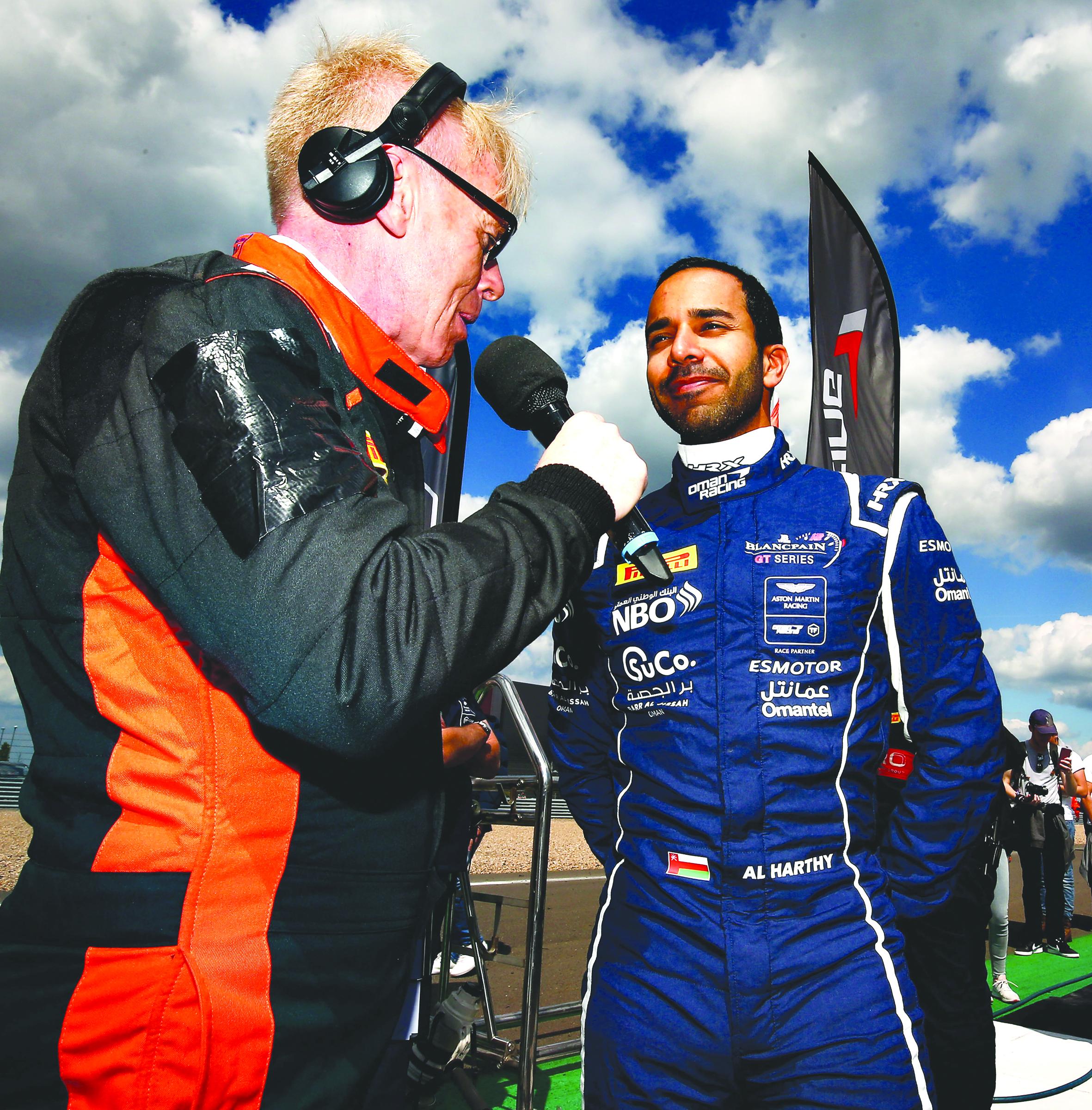عمان لسباقات السيارات جاهز للاختبارات الرسمية