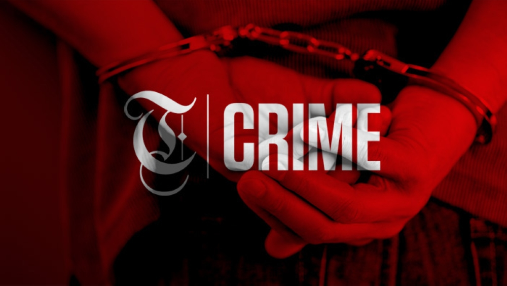 Two arrested for theft by ROP