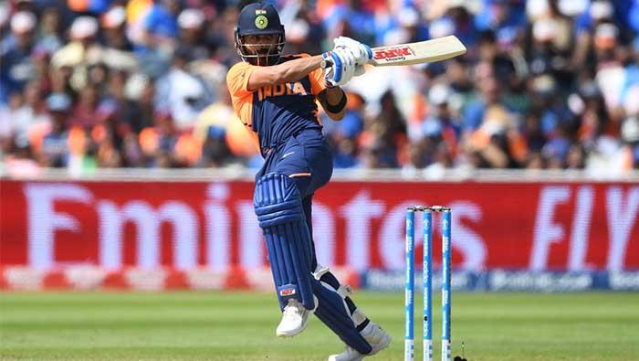 Cricket World Cup: England end India's unbeaten run