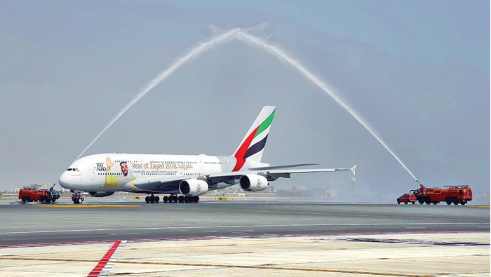 Emirates to launch shortest Airbus A380 flight to Muscat