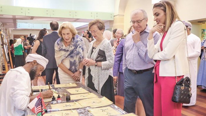 Message of Islam expo a big hit in Washington