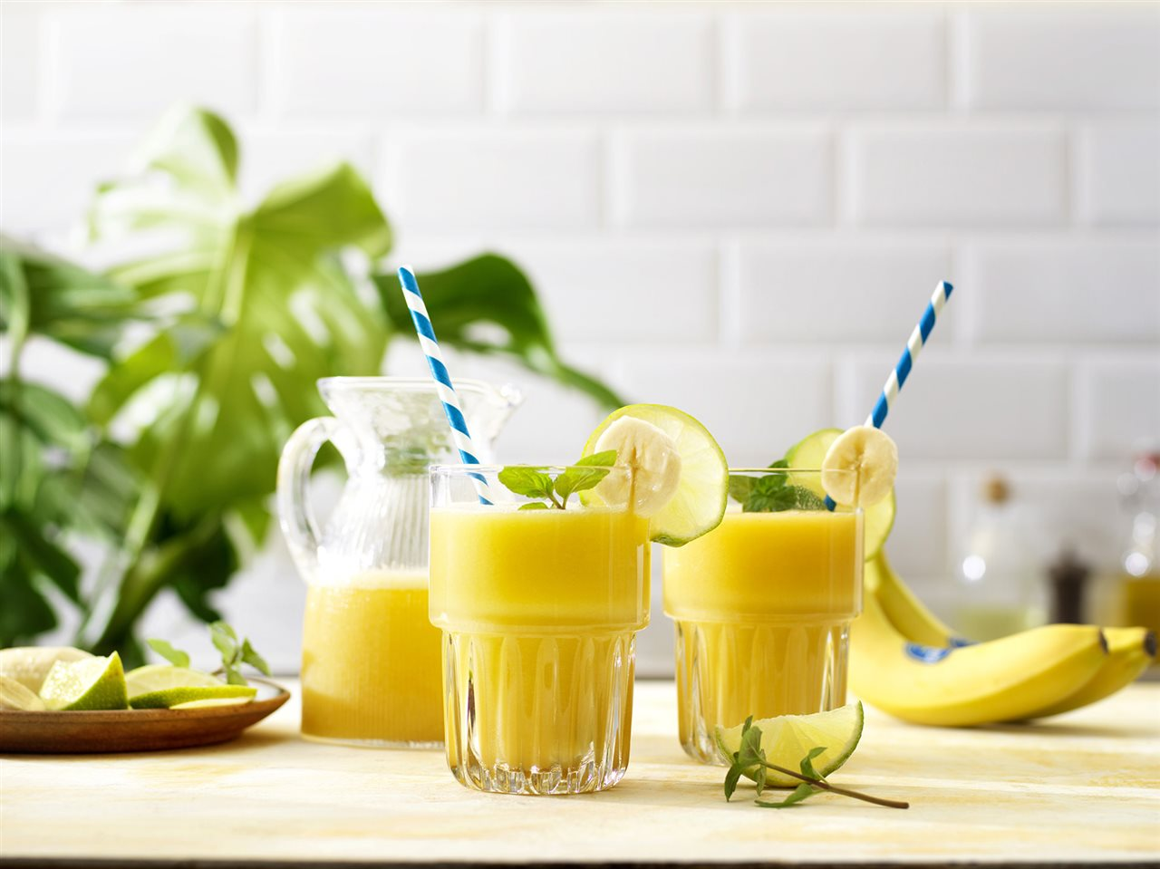 Refresh your summer with healthy mocktails